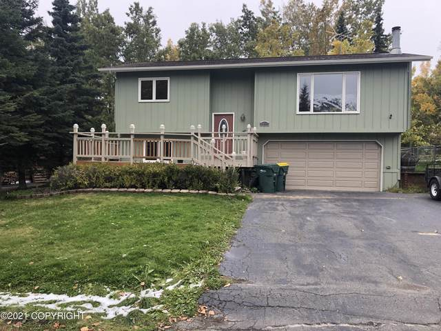 18717 First Street, Eagle River, AK 99577 (MLS #21-15170) :: Wolf Real Estate Professionals