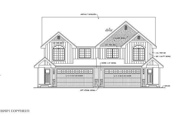 7754 Gate Creek Drive #61, Anchorage, AK 99502 (MLS #21-15177) :: Wolf Real Estate Professionals