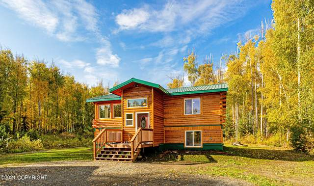 2350 N Meadow Lakes Rd., Wasilla, AK 99623 (MLS #21-15187) :: Wolf Real Estate Professionals