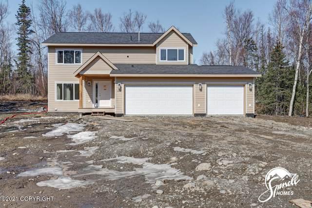 1494 E Hidden Ranch Loop, Palmer, AK 99645 (MLS #21-15189) :: Wolf Real Estate Professionals