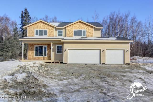 1594 E Hidden Ranch Loop, Palmer, AK 99645 (MLS #21-15191) :: Wolf Real Estate Professionals