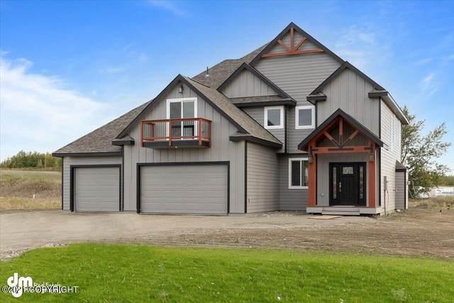 6829 E Gateway Drive, Palmer, AK 99645 (MLS #21-15198) :: Wolf Real Estate Professionals
