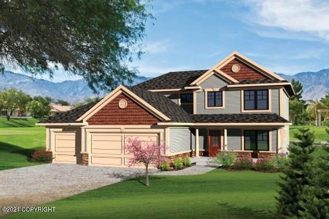 11877 E Pella Circle Circle, Palmer, AK 99645 (MLS #21-15218) :: Wolf Real Estate Professionals