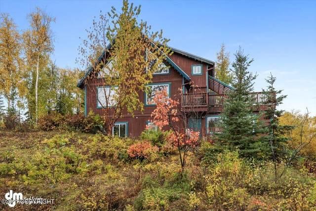 1051 N Rainbow Park Drive, Wasilla, AK 99654 (MLS #21-15239) :: Daves Alaska Homes