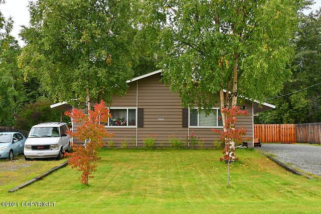 960 N Wesglenn Circle, Wasilla, AK 99654 (MLS #21-15251) :: Wolf Real Estate Professionals
