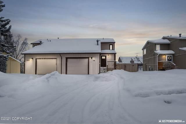 4130 Cosmos Drive, Anchorage, AK 99517 (MLS #21-1533) :: The Adrian Jaime Group | Keller Williams Realty Alaska