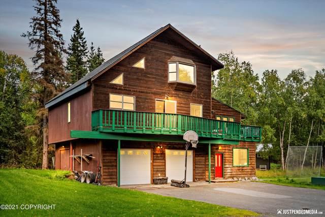 3120 Merganser Avenue, Anchorage, AK 99516 (MLS #21-15380) :: Team Dimmick