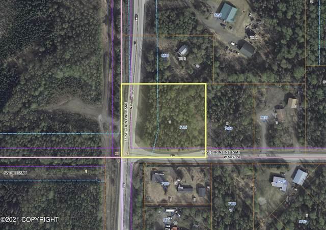 7125 W Karen Street, Wasilla, AK 99623 (MLS #21-15417) :: Daves Alaska Homes