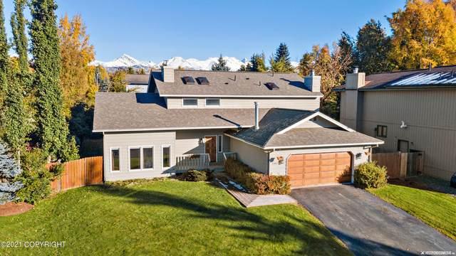 12811 Wellsford Circle, Anchorage, AK 99516 (MLS #21-15444) :: Berkshire Hathaway Home Services Alaska Realty Palmer Office