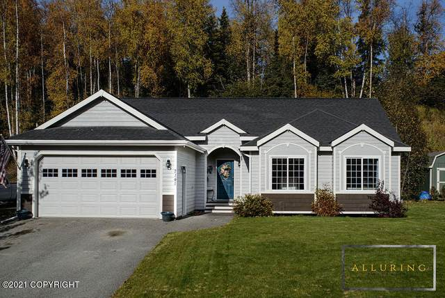 7141 W Werner Drive, Wasilla, AK 99623 (MLS #21-15465) :: Alaska Realty Experts