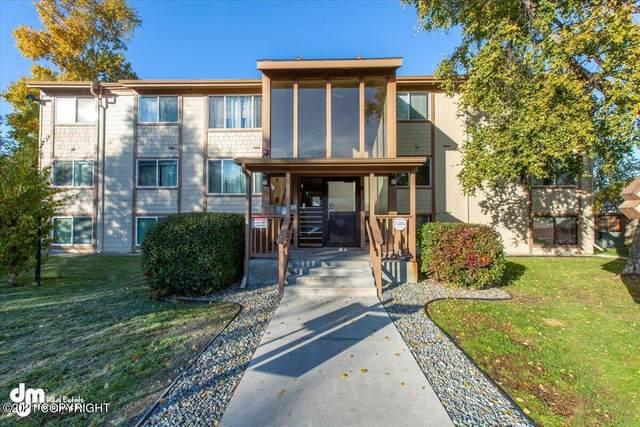 3100 Ward Place #5, Anchorage, AK 99517 (MLS #21-15471) :: Berkshire Hathaway Home Services Alaska Realty Palmer Office