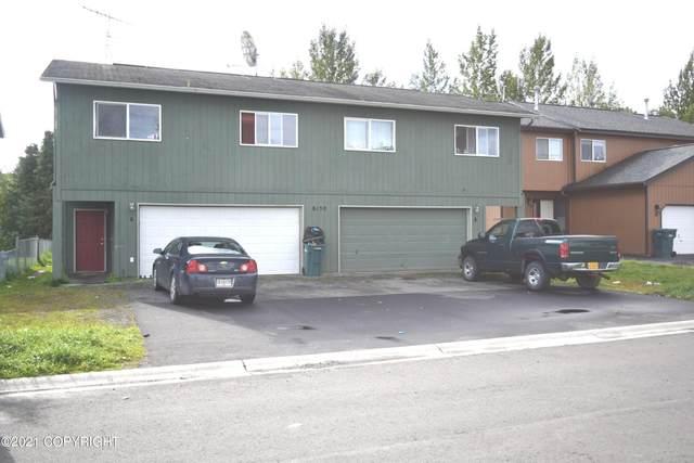 8150 Williwaw Avenue, Anchorage, AK 99504 (MLS #21-15498) :: Berkshire Hathaway Home Services Alaska Realty Palmer Office