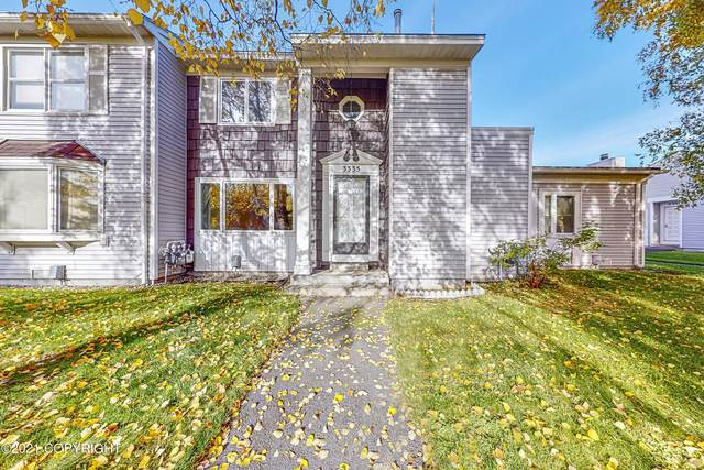 3335 Mount Vernon Court #3F, Anchorage, AK 99503 (MLS #21-15585) :: Team Dimmick