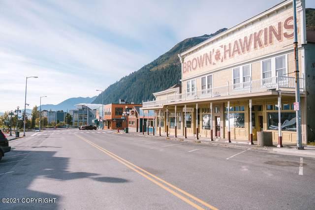 205-209 Fourth Avenue, Seward, AK 99664 (MLS #21-15599) :: Berkshire Hathaway Home Services Alaska Realty Palmer Office