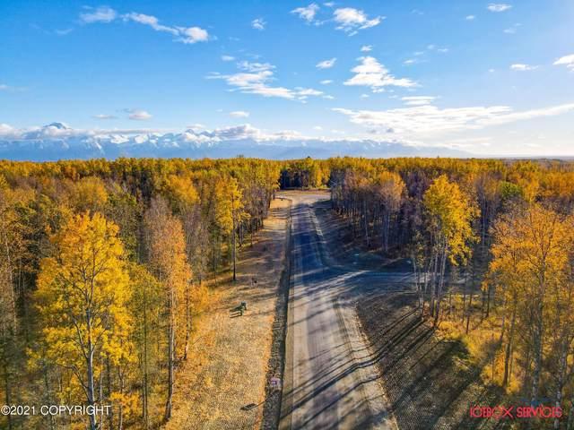 7650 N Aileron Circle, Palmer, AK 99645 (MLS #21-15621) :: Daves Alaska Homes