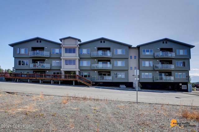 1126 E 16th Avenue #402, Anchorage, AK 99501 (MLS #21-15626) :: Berkshire Hathaway Home Services Alaska Realty Palmer Office