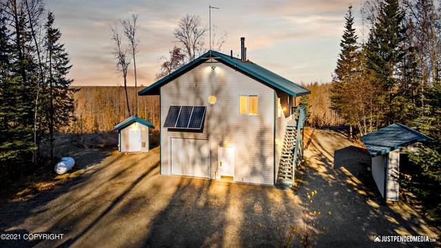 49268 S Denali View Drive, Willow, AK 99688 (MLS #21-15627) :: Daves Alaska Homes