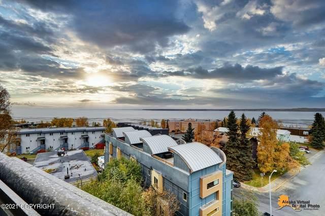 826 Overlook Place #1, Anchorage, AK 99501 (MLS #21-15671) :: RMG Real Estate Network | Keller Williams Realty Alaska Group