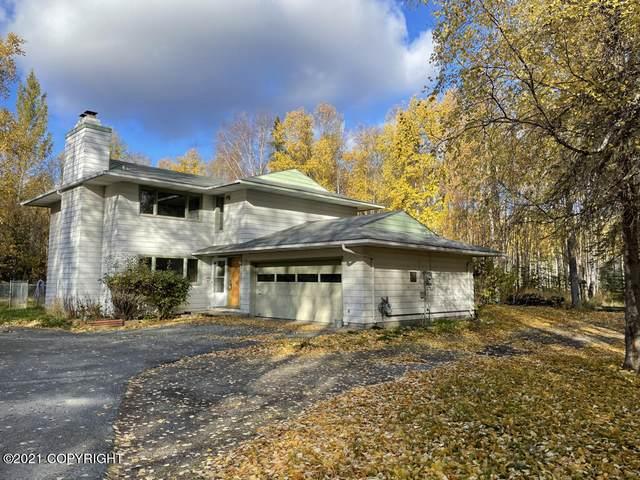 4450 Wasilla-Fishhook Road, Wasilla, AK 99654 (MLS #21-15683) :: Daves Alaska Homes