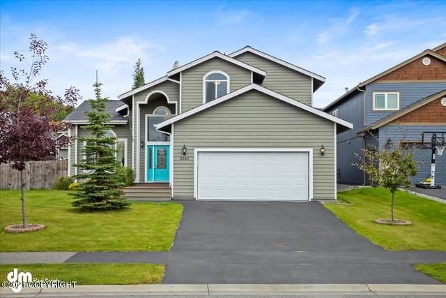 3282 Morgan Loop, Anchorage, AK 99516 (MLS #21-15695) :: Team Dimmick