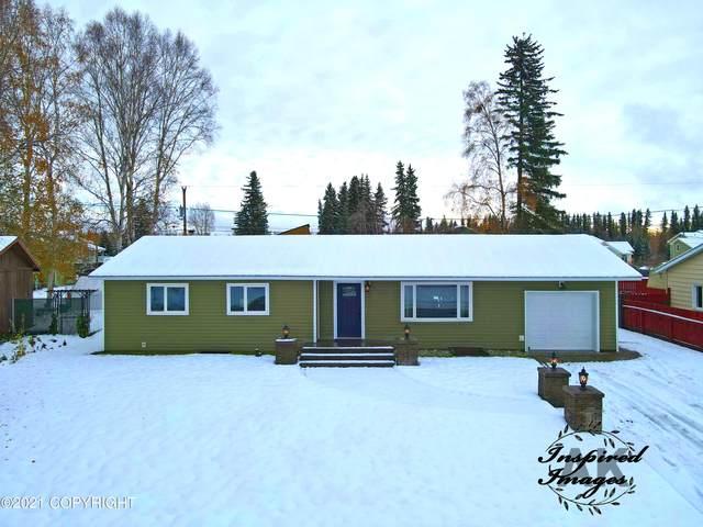 307 Bentley Drive, Fairbanks, AK 99701 (MLS #21-15702) :: Berkshire Hathaway Home Services Alaska Realty Palmer Office
