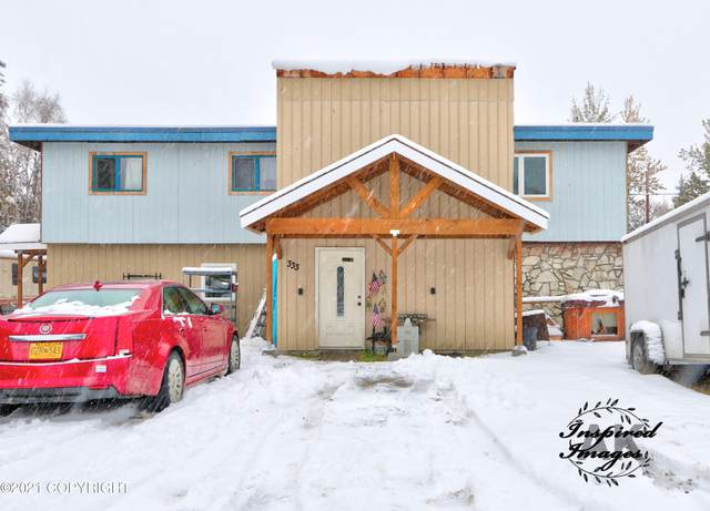 333 Dunbar Avenue, Fairbanks, AK 99701 (MLS #21-15729) :: Berkshire Hathaway Home Services Alaska Realty Palmer Office