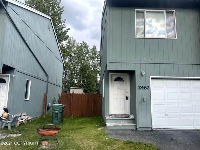 2467 Cloverwood Loop, Anchorage, AK 99508 (MLS #21-15741) :: RMG Real Estate Network | Keller Williams Realty Alaska Group
