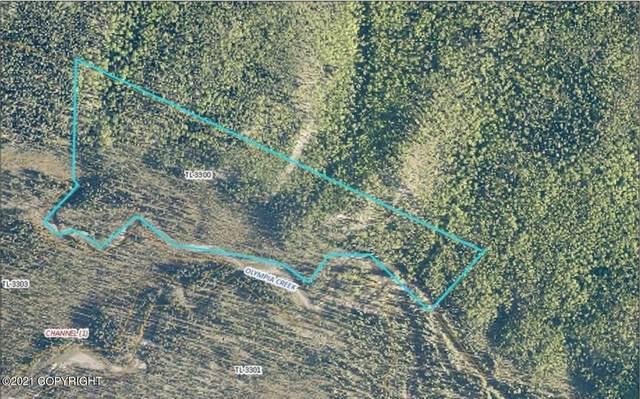 Tr C Olympia Creek, Fairbanks, AK 99712 (MLS #21-15757) :: Berkshire Hathaway Home Services Alaska Realty Palmer Office