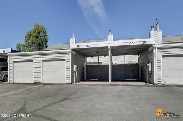 3210 Montclaire Court #15C, Anchorage, AK 99503 (MLS #21-15759) :: Wolf Real Estate Professionals