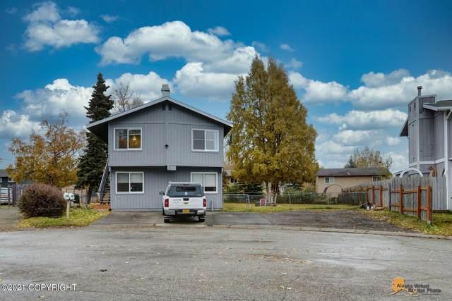 9011 Amanda Circle, Anchorage, AK 99502 (MLS #21-15785) :: Team Dimmick