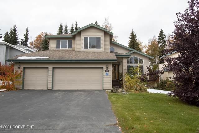 8726 Inyo Circle, Eagle River, AK 99577 (MLS #21-15800) :: Wolf Real Estate Professionals