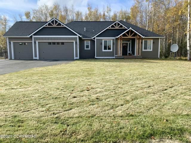 6410 W Creeksedge Drive, Wasilla, AK 99623 (MLS #21-15819) :: Daves Alaska Homes