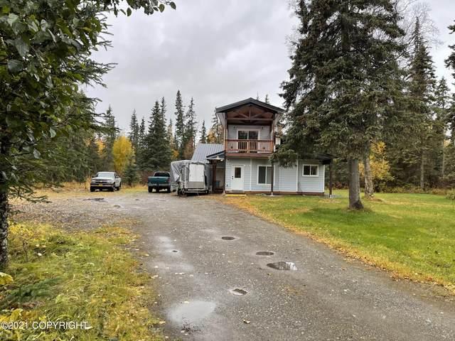 50700 Beluga Circle, Nikiski/North Kenai, AK 99611 (MLS #21-15828) :: Team Dimmick