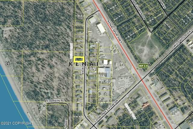 1227 Lilac Lane, Kenai, AK 99611 (MLS #21-15920) :: Wolf Real Estate Professionals