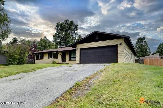 2331 Tasha Drive, Anchorage, AK 99502 (MLS #21-15932) :: RMG Real Estate Network | Keller Williams Realty Alaska Group