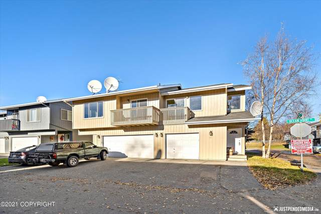353 Ocean Point Drive #93, Anchorage, AK 99515 (MLS #21-15961) :: Daves Alaska Homes