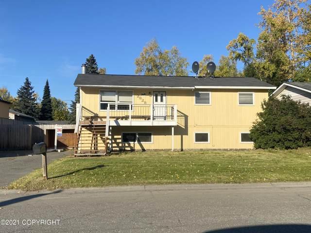 2828 Sunflower Street, Anchorage, AK 99508 (MLS #21-15989) :: Berkshire Hathaway Home Services Alaska Realty Palmer Office