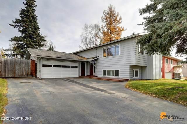 5331 Trena Street, Anchorage, AK 99507 (MLS #21-15990) :: RMG Real Estate Network | Keller Williams Realty Alaska Group