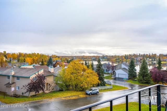 9663 Blackberry Street #23, Anchorage, AK 99502 (MLS #21-15997) :: Team Dimmick