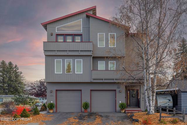 1401 Latouche Street #1, Anchorage, AK 99501 (MLS #21-16000) :: Wolf Real Estate Professionals