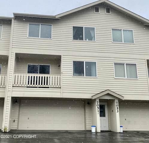 7051 Fairweather Park Loop #38A, Anchorage, AK 99518 (MLS #21-16016) :: Team Dimmick