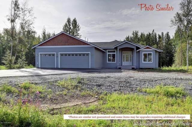 5490 S Irwin Drive, Wasilla, AK 99623 (MLS #21-16041) :: Team Dimmick