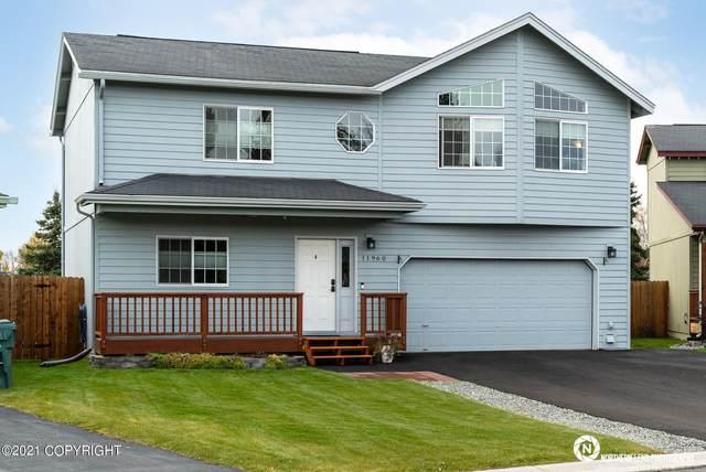 11960 Devonshire Circle, Anchorage, AK 99516 (MLS #21-16042) :: Team Dimmick