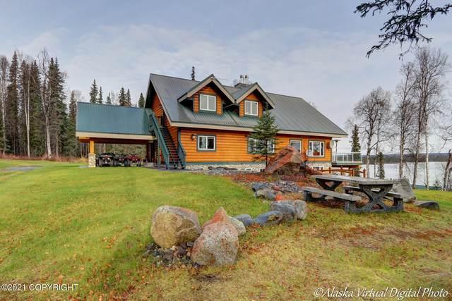 100 Shulin Lake Trail, Trapper Creek, AK 99683 (MLS #21-16049) :: Team Dimmick