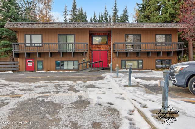 37 Glacier Avenue A7, Fairbanks, AK 99701 (MLS #21-16074) :: Team Dimmick