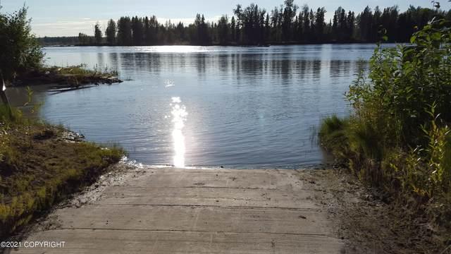 15110 E Fish On Drive, Willow, AK 99688 (MLS #21-16076) :: Team Dimmick