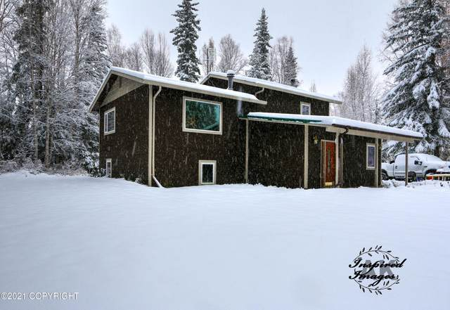 1103 W Turnaround, North Pole, AK 99705 (MLS #21-16078) :: Team Dimmick