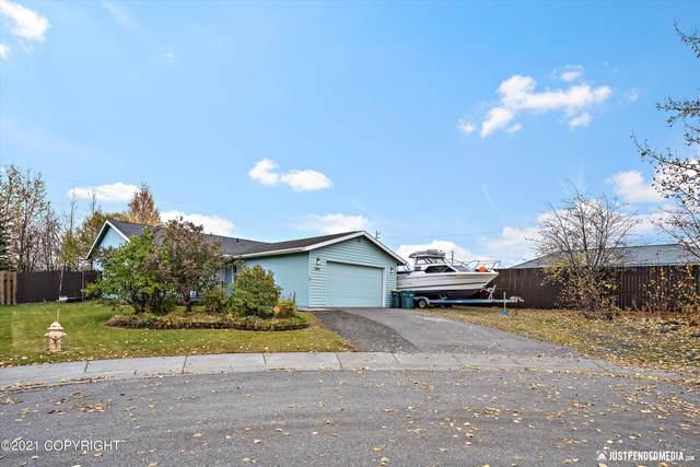 5047 Anne Hathaway Circle, Anchorage, AK 99503 (MLS #21-16084) :: Team Dimmick