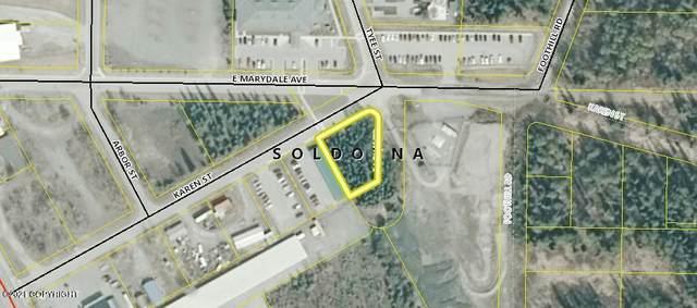 199 Karen Street, Soldotna, AK 99669 (MLS #21-1609) :: RMG Real Estate Network | Keller Williams Realty Alaska Group