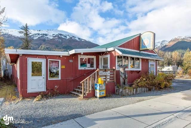 165 Hightower Road, Girdwood, AK 99587 (MLS #21-16094) :: RMG Real Estate Network | Keller Williams Realty Alaska Group